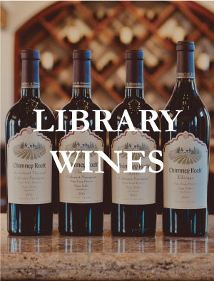 Chimney Rock Library Wines