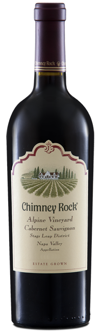 Chimney Rock Alpine <br>Cabernet Sauvignon <br>Stags Leap District 2008