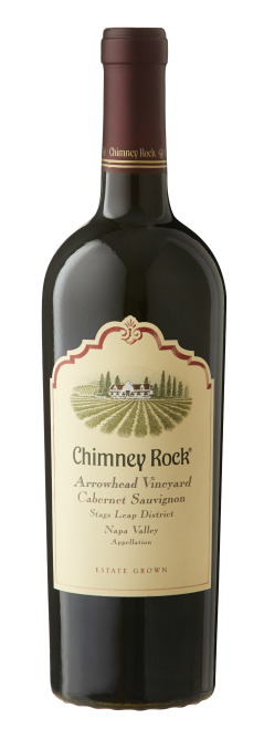 Chimney Rock Arrowhead Cabernet Sauvignon Stags Leap District 2014 Product Image