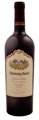 Chimney Rock Cabernet Franc Stags Leap District 2010