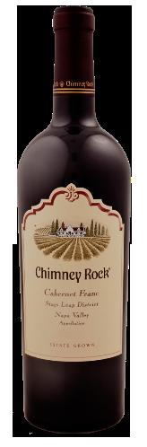 Chimney Rock<br> Cabernet Franc <br> Stags Leap District 2010