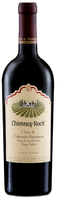 Chimney Rock Clone-4 Cabernet Sauvignon Stags Leap District 2011