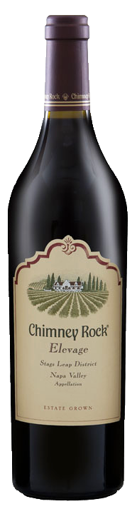 Chimney Rock <br> Elevage Red Wine <br> Stags Leap District 2006