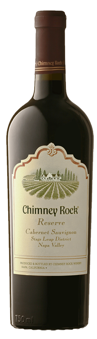 Chimney Rock Cabernet Sauvignon Reserve Stags Leap District 2004