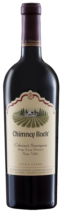 Chimney Rock <br> Cabernet Sauvignon <br> Stags Leap District 2007