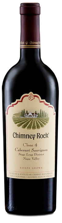 Chimney Rock Clone 4 Cabernet Sauvignon Stags Leap District 2010