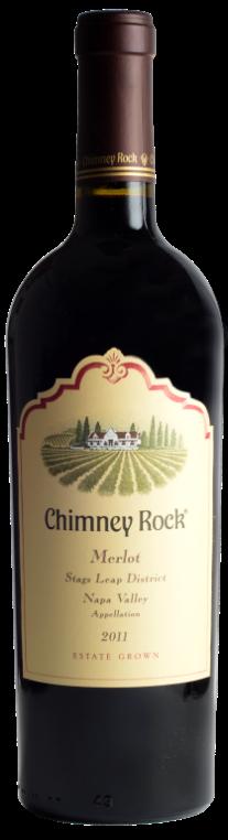 <pre>Chimney Rock Merlot Stags Leap District 2011</pre>