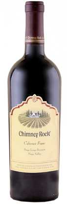 Chimney Rock<br>Cabernet Franc<br>Stags Leap District 2009