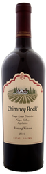 <PRE>Chimney Rock Young Vines&lt;br&gt;Cabernet Sauvignon&lt;br&gt;Stags Leap District 2010</PRE>