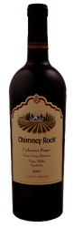 <PRE>Chimney Rock&lt;br&gt;Cabernet Franc&lt;br&gt;Stags Leap District 2009</PRE>